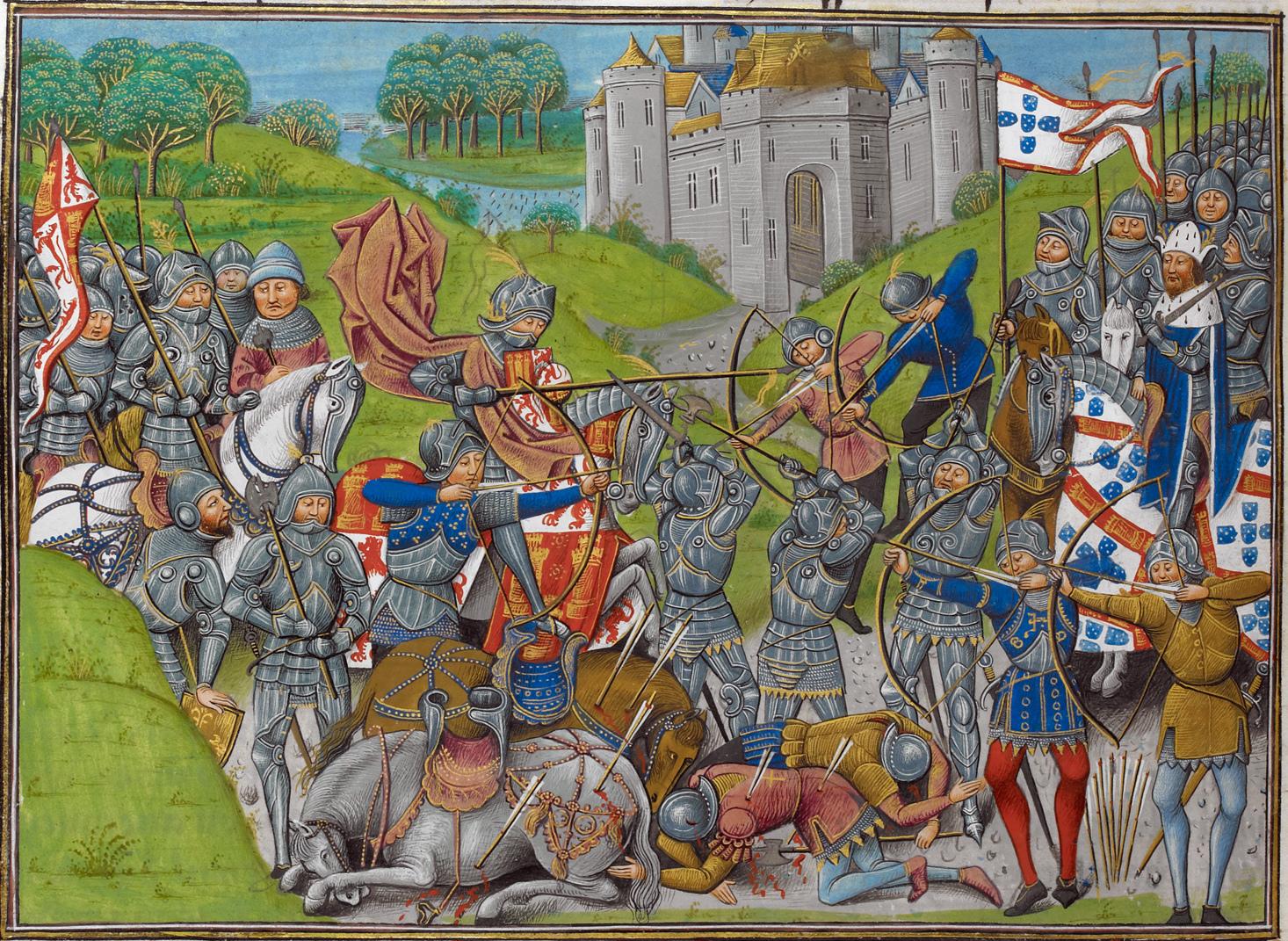 Guerra entre Portugal y Castilla