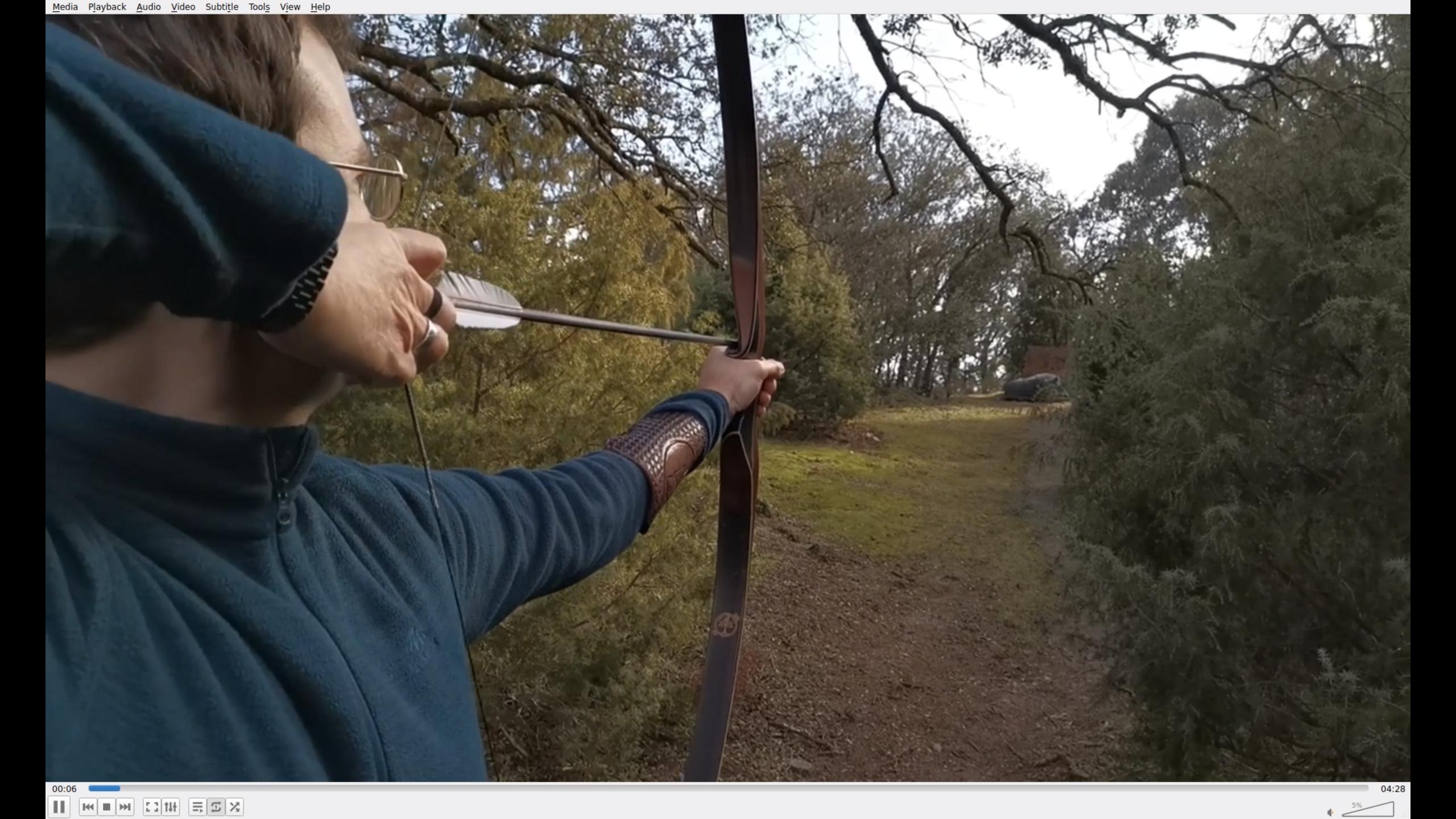 Vídeo mostrando errores en mi técnica (parte I)